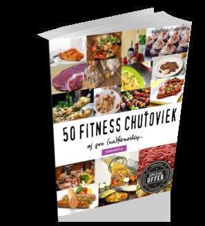 50 fitness chuťoviek aj pre nefitnessky
