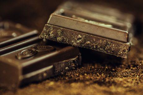 Plnohodnotná strava- čokoláda