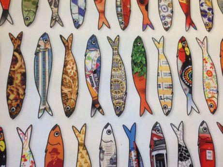 Zeleninové sardinky- zdravý obed