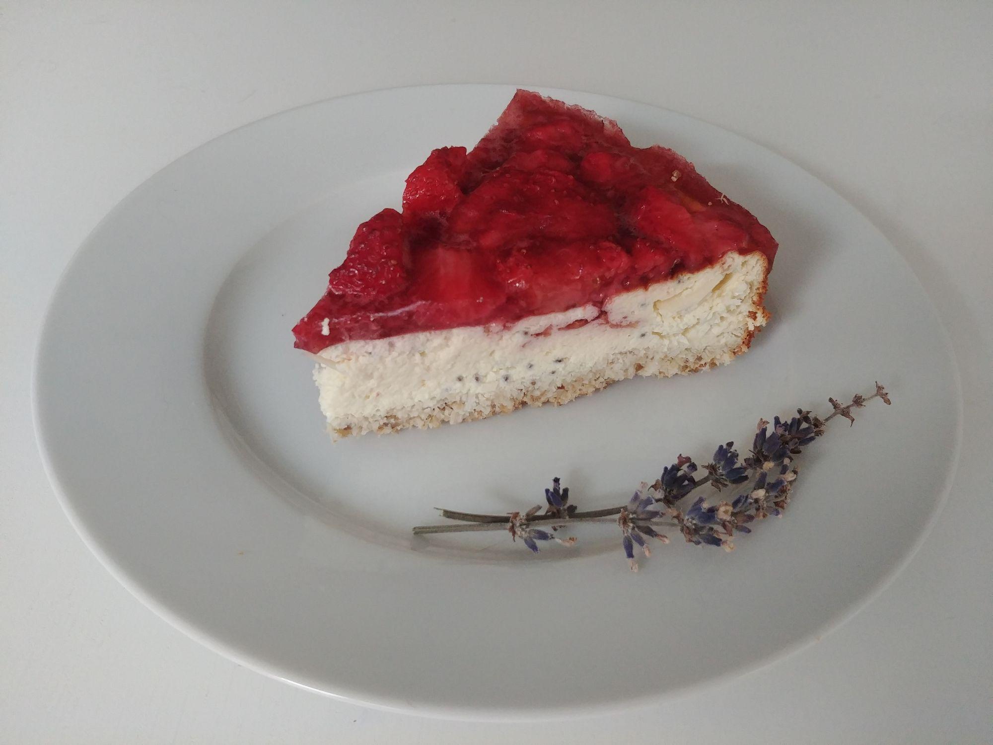 sviezi jahodovy cheesecake