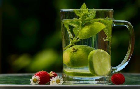 detox - pitný režim