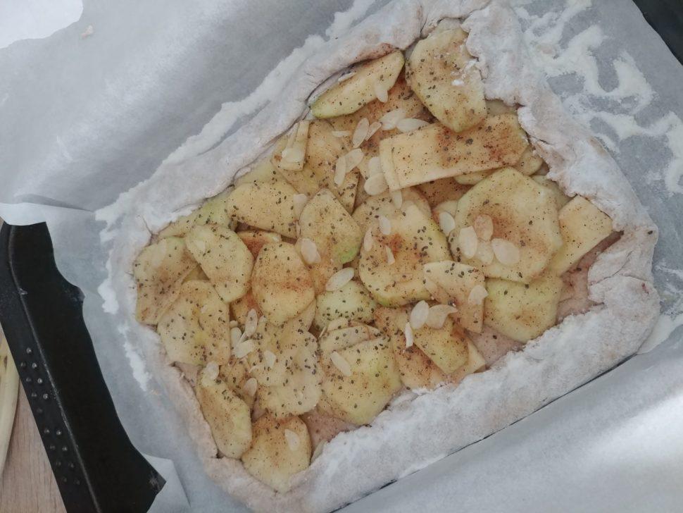 zdravý koláč